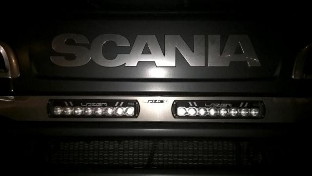 Scania nousi ykköseksi.