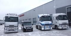 Renault Trucks kuorma-autojen myynti liki kaksinkertaistui Suomessa vuonna 2015