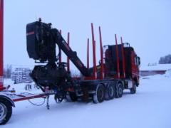 TrippeliMersussa on Weckmanin varustepaketti  Luumäkeläisen Truck Servicen asentamana.