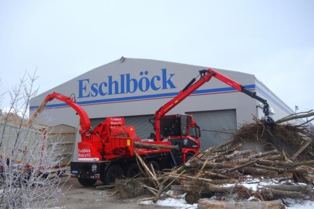 Eschlböck Biber Power Truck TUROX