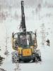 Ponsse S15 vuonna 1983 - kuva: Ponsse Oyj