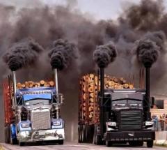 Onko nämä niitä tulevia Euro 7 -moottorisia..?