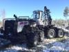 Uusi Logset 12H GTE Hybrid -harvesteri on edistyksellinen ja erittäin tehokas