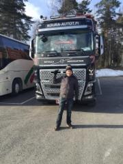 TerminatorVolvo ja Harri Ojanperä mukana JYPIN matkalla kohti 2016 mestaruutta.