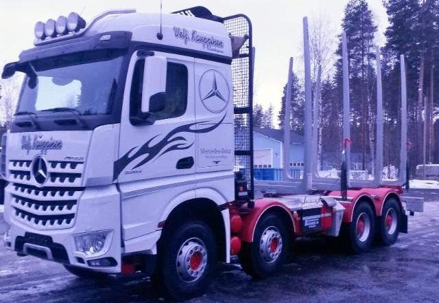 Mercedes 2+2