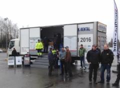 Puunkuormaajamestari 2016 - Mikkeli 26.4. (kuva Bridgestone)