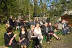 JYKI 50 vuotta juhlat - Länkipohja 21.5.2016