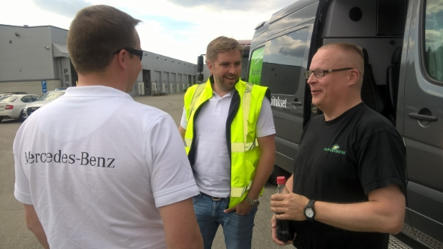 Mercedes-Benz On the Road 2016 - TAMPERE