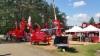 KWF mesuilla Eschlböckin osastolla esiteltiin Biber hakkurit pienemmistä traktorimalleista aina järeisiin autohakkureihin