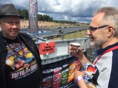 FHRA 2016 Nitro Natonals, Alastaro - Juhani Havia ja Antti Räisänen