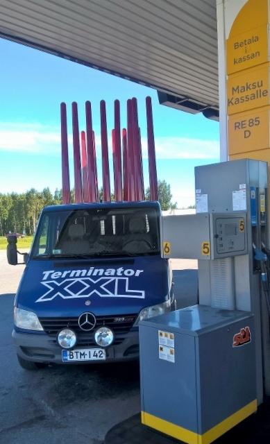 XX-Express, 24h/7vrk,kuljetukset,asennukset,vaihtopankot,