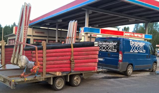 XX Express kuljettaa myös vaihtopankot