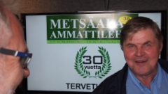Power Truck Show 2016. Metsäalan,Ammattilehti 30 vuotta.