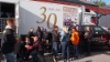 Metsäalan Ammattilehti 30 vuotta - Juhlatilaisuus Power Truck Show:ssa 2016.