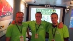 MEDIA VELJET : _Metsäalan Ammattilehti 30 vuotta - Juhlatilaisuus Power Truck Show:ssa 2016.
