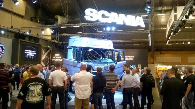Uusi Scania 2016