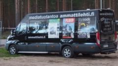 FinnMetko 2016 Jämsänkoski.Ammattilehti 30vuotta.