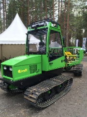 Dual Jarcrac ajokone - FinnMetko 2016
