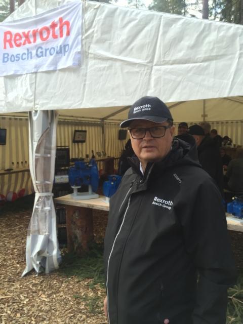 Kalle Tuohimaa, Bosch Rexroth - FinnMetko 2016