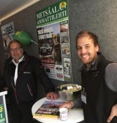 Mecanil Oy:n Nilsonit - FinnMetko 2016