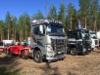 Sisu Polar Carrier ritilä-autoja - FinnMetko 2016