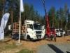 MAN kuorma-autoja moneen ajotehtävään - FinnMetko 2016