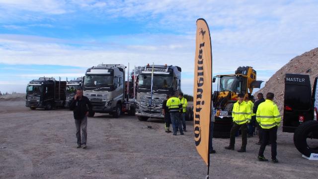 Volvo -kiertue 20.09.2016, Vaasa