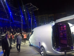 Daimler IAA Media Night 2016