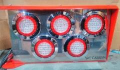 Weckmanin tuuninglamppusarja.
