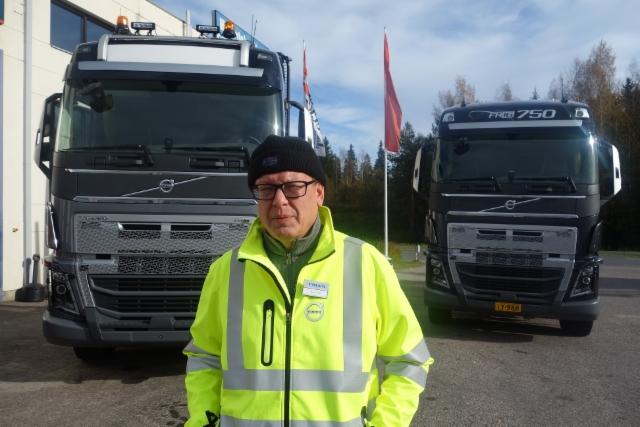 Volvo syyskiertue Riihimäki 6.10.2016