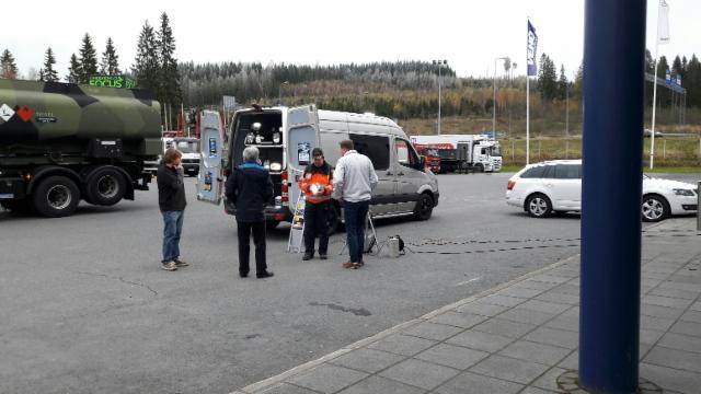Hella Valovoimakiertue 2016 - Kuopio 12.10. Veho