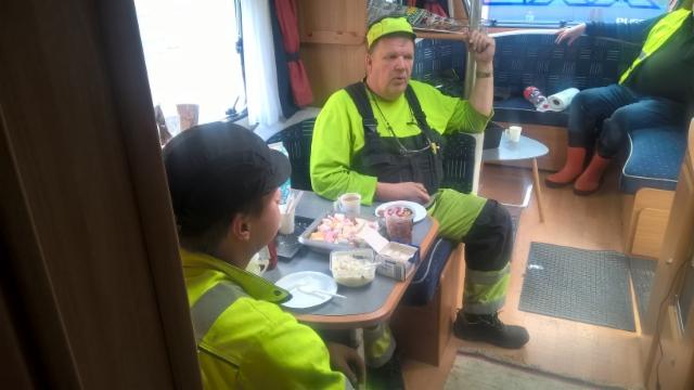 Terminator Syyskiertue 2016, UPM Pietarsaari