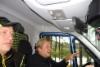 Iveco Daily E6 lehdistön koeajopäivä 14.10.2016 Porvoossa - Iveco Daily E6 4x4 - Arctic Trucks Ville Viikari ja Ammattilehti Janne Jokela