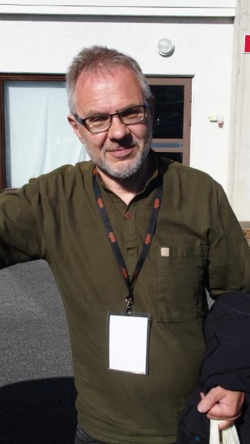 Antti Räisänen - Vantrail VTR .