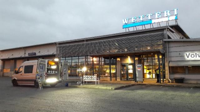 Hella Valovoimakiertue 2016 - Oulu 17.10. Wetteri Power