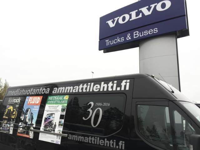 Volvo syyskiertue 2016 Vantaa