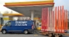 XX- Express : - Pankkosarjat kolmen vetoauton terminointeihin. HIAB oranssit Heinolaan Tervalan autoon, Hopeat Tuulokseen ja punaiset Kuruun - kaikki kolme ajavat jo entuudestaankin Terminatoreilla.