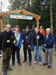 Demo 2016 messut Kanadassa - metsäkonealan ammattilaiset vaihtoivat kuulumisia