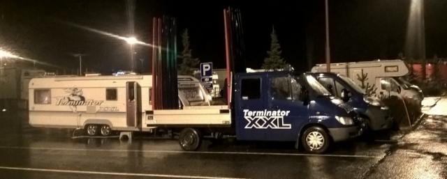 Terminator-Syyskierros 2016 UPM - Äänekoski