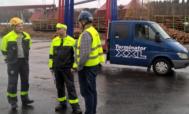 Terminator-Syyskierros 2016 UPM - Jämsänkosk