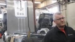 RIIKO -alumiinisuojaseinä on karkaistua alumiinia.
