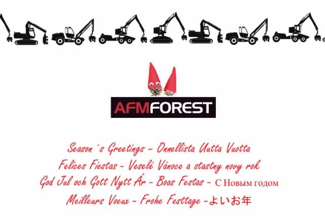 AFM-Forest