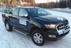 Ammattilehti Koeajaa - Ford Ranger