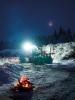 Komatsu Forestin Arpelan kaamossavotta joulun alla 2016, Tornio