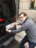 Kivirock Koeajaa - Renault Master 4x4