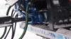 HCT -yhdistelmät. Hakerekka 100 tonnia ja 34 metriä. 200 kehyskuution kuormatilalla.