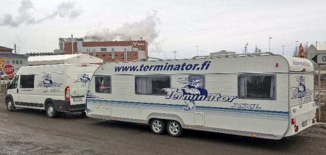 KUORMATILAA -23017 Kouvola,Luumäki,Lappeenranta ,Joutseno