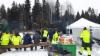 Vöyrin hakkuunäytökseen saapui hyvin väkeä - John Deere Forestryn demokiertue Etelä-Pohjanmaalla 21.3.-30.3.2017