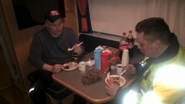 KUORMATILAA - 2017 salonkivaunu matkalla Pohjoiseen:- Joensuu,Nurmes ja Kuhmo. Seuraavaksi Hyrynsalmi.