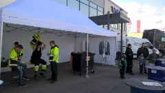 Puunkuormaajamestari 2017 Tampere 6.4.